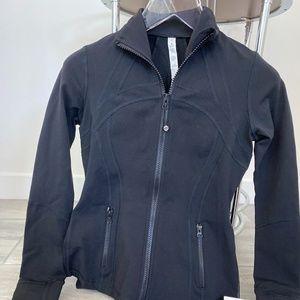 NWT lululemon Define Jacket - Black Size 8